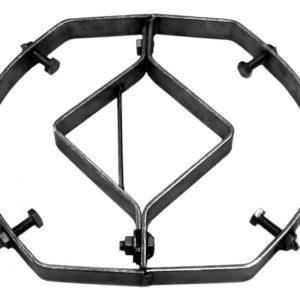 Skyddsgaller/trumöga 350-410