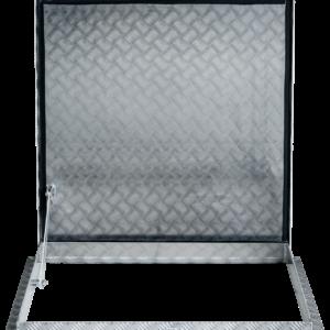 Aluminium Lucka
