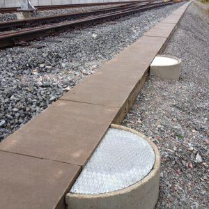 Järnvägsspecifika produkter till Kabelbrunnar