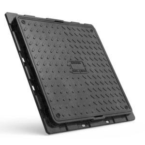 Lucka 860×860 Composite A15 (1500 kg)