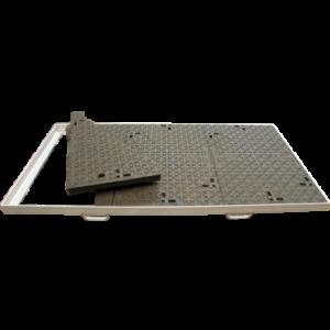 Lucka Klassisk Typ PC D400
