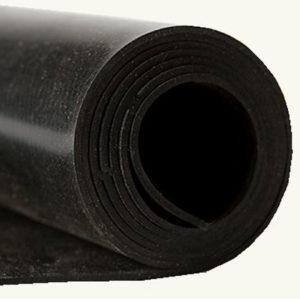 Gummiduk 5 mm